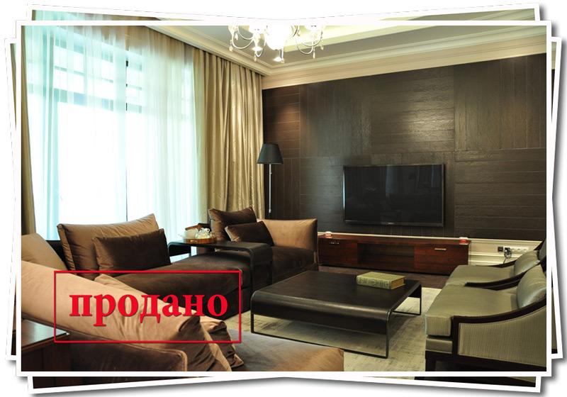 Азарово, д. 5-5 с отделкой и мебелью