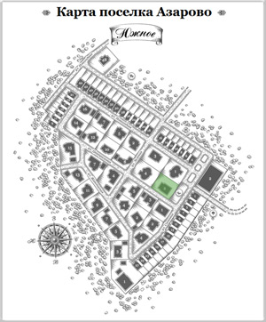 Дом 18 на схеме Азарово