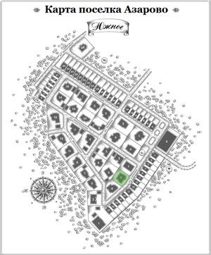 Дом 20 на схеме Азарово