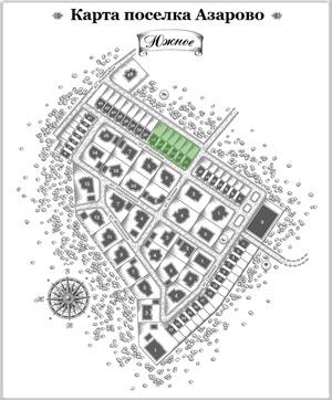 Корпус 2 на карте Азарово