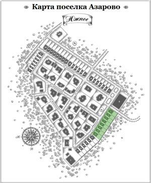Корпус 5 на схеме поселка