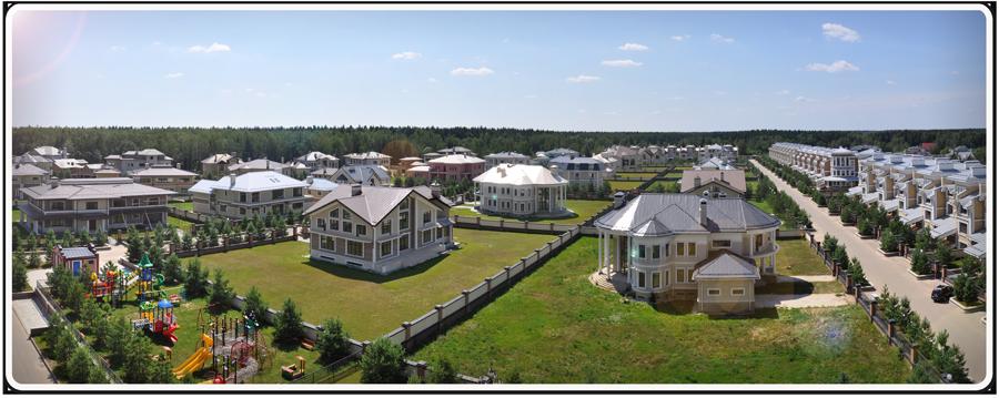Азарово коттеджный поселок