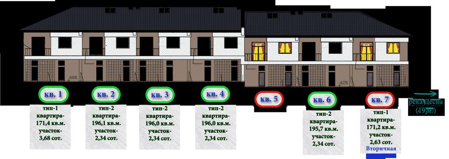 Схема корп. 4 по ул. Староникольская
