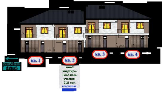 Схема дома 7 по ул. Староникольская