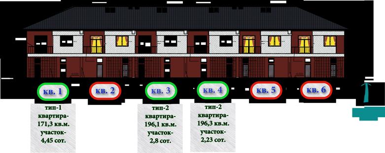 Староникольская, д. 8, схема дома
